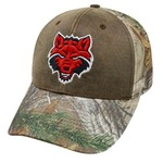 Top of the World Adults' Arkansas State University Habitat Cap