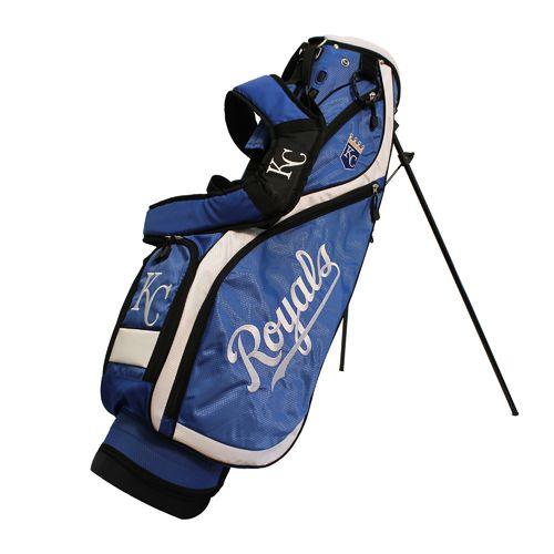 Team Golf Kansas City Royals Nassau Stand Golf Bag
