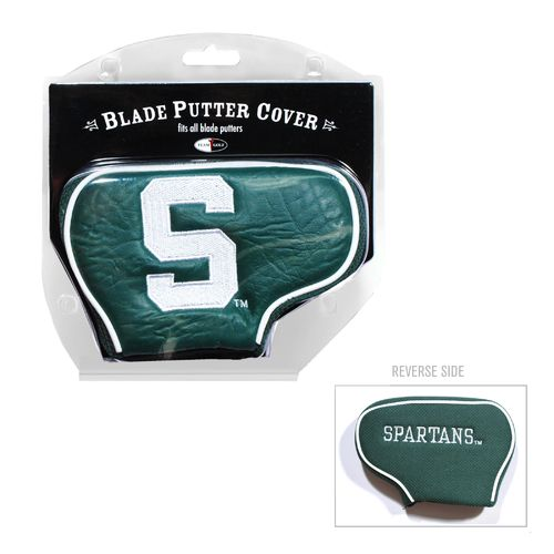 Team Golf Michigan State University Blade Putter Cover - view number 1