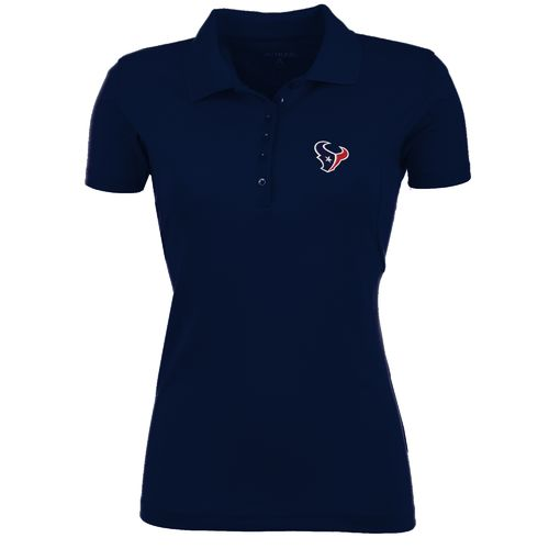 Display product reviews for Antigua Women's NFL Piqué Xtra Lite Polo Shirt