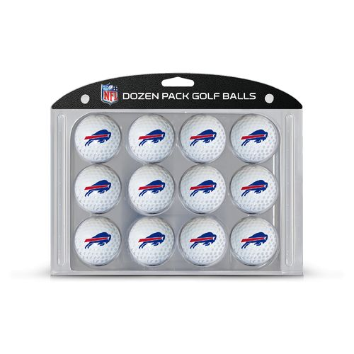 Team Golf Buffalo Bills Golf Balls 12-Pack