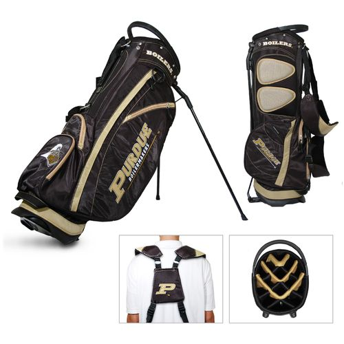 Team Golf Purdue University Fairway Stand Golf Bag