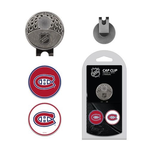 Team Golf Montreal Canadiens Marker Cap Clip - view number 1
