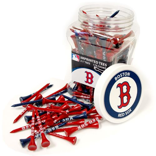 Team Golf Boston Red Sox Tees 175-Pack