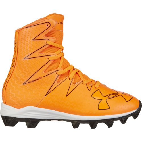 Under Armour Boys' Highlight RM Jr. Football Cleats