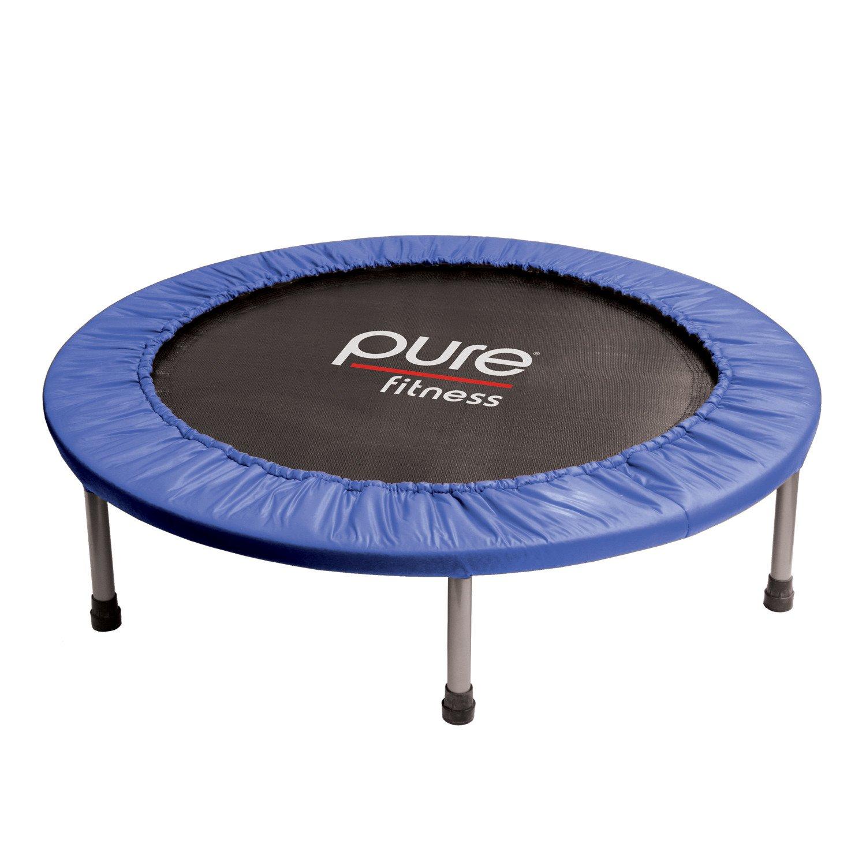 "Pure Fun 38"" Round Mini Rebounder Trampoline"