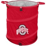 Logo Ohio State University Collapsible 3-in-1 Cooler/Hamper/Wastebasket