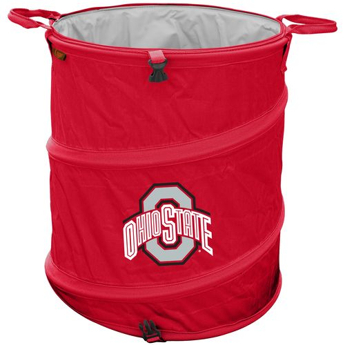 Logo™ Ohio State University Collapsible 3-in-1 Cooler/Hamper/Wastebasket