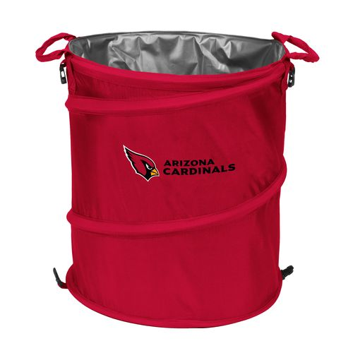 Logo™ Arizona Cardinals Collapsible 3-in-1 Cooler/Hamper/Wastebasket
