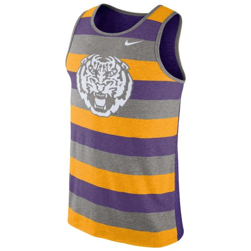 Nike™ Men's Louisiana State University Resurge Tank Top
