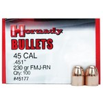 Hornady .45 230-Grain FMJ Round Nose Bullets - view number 1