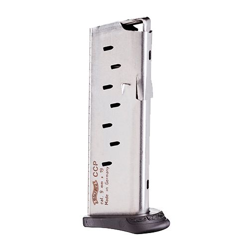 Display product reviews for Walther CCP 9mm 8-Round Replacement Magazine