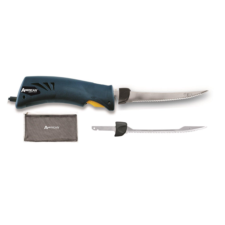 American Angler Classic EFK Electric Fillet Knife Set
