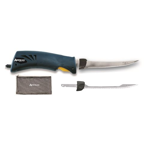 American Angler Classic EFK Electric Fillet Knife Set