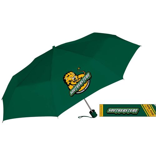 Storm Duds Southeastern Louisiana University Pocket Mini Folding Umbrella