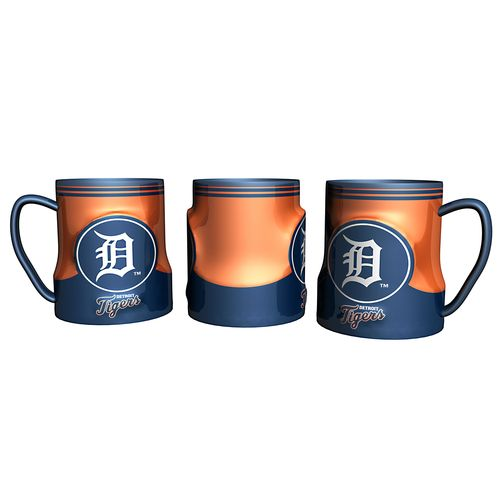 Boelter Brands Detroit Tigers Gametime 18 oz. Mugs 2-Pack - view number 1