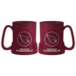 Boelter Brands Arizona Cardinals Gametime 18 oz. Mugs 2-Pack