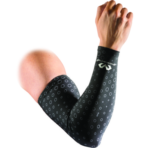 McDavid Adults' uCool™ Compression Arm Sleeves - view number 1