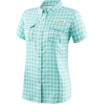 Magellan Outdoors™ Women's Aransas Pass Tricolor Plaid Shirt