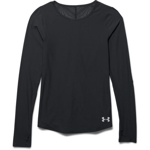 Under Armour Women's CoolSwitch Run Long Sleeve Pullover - view number 3