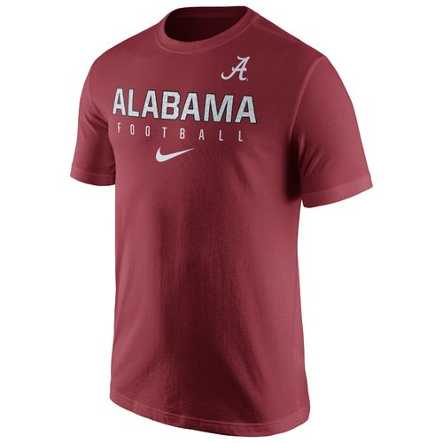 Nike™ Men's University of Alabama Short Sleeve Practice