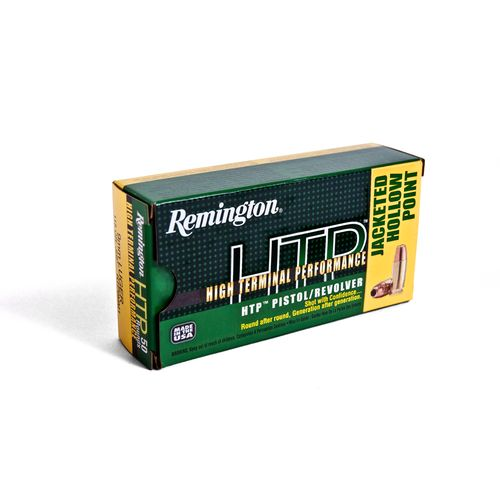 Display product reviews for Remington HTP .45 Colt 230-Grain Centerfire Pistol/Revolver Ammunition