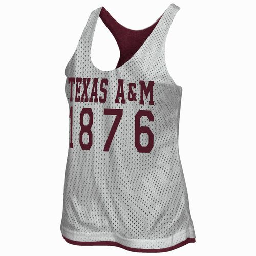 Colosseum Athletics™ Women's Texas A&M University Triple Crown Reversible Tank Top
