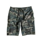 Quicksilver Men's Manic Camo Boardshort