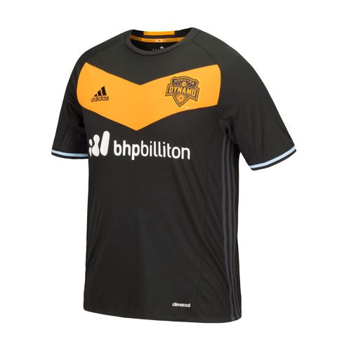 adidas Boys' Houston Dynamo Replica Secondary Jersey