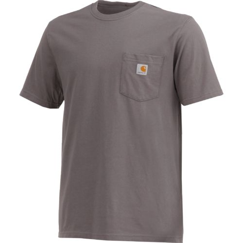 Carhartt Men's Short Sleeve Work Wear Pocket T-shirt - view number 2