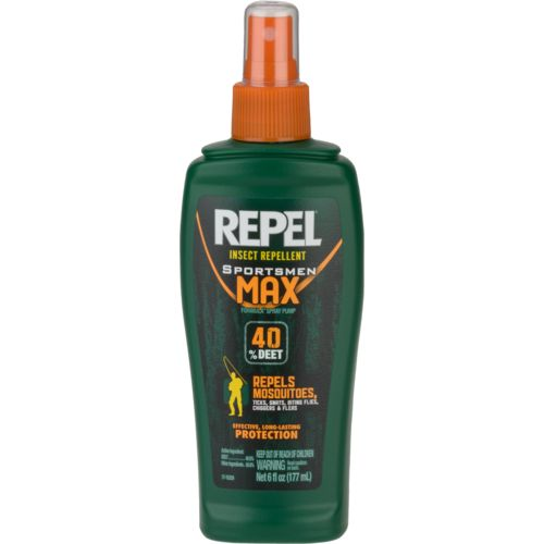 Repel Sportsmen Max 40% DEET Pump Spray