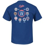 Majestic Men's Chicago Cubs Last Rally T-shirt