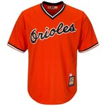 Majestic Men's Baltimore Orioles Roberto Alomar #12 Cooperstown Cool Base 1965-66 Replica Jersey - view number 2
