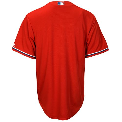 Majestic Men's Philadelphia Phillies Cool Base® Replica Jersey - view number 2