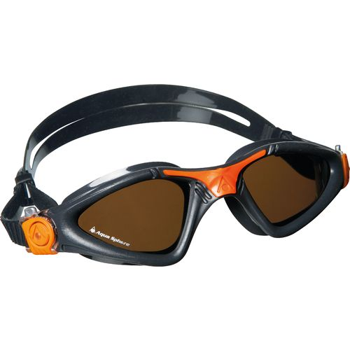 Aqua Sphere Men's Kayenne Polarized Swim Goggle
