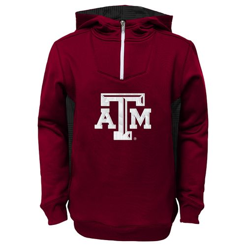 NCAA Kids' Texas A&M University Pullover Hoodie