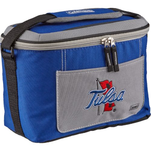 Coleman™ University of Tulsa TLG8 12-Can Soft-Sided Cooler - view number 1