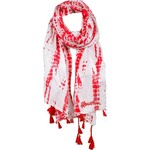 Chicka-d Women's University of Houston Tie Dye Scarf