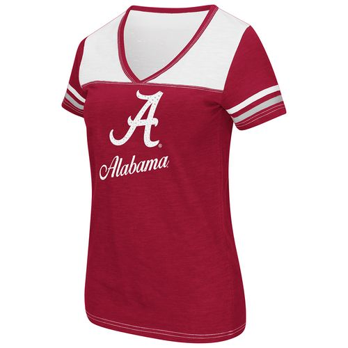 Colosseum Athletics™ Women's University of Alabama Rhinestone