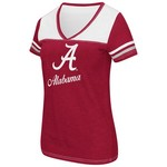 Colosseum Athletics™ Women's University of Alabama Rhinestone Short Sleeve T-shirt