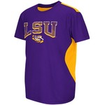 Colosseum Athletics™ Boys' Louisiana State University Short Sleeve T-shirt