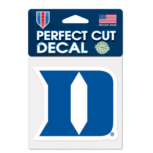 WinCraft Duke University Perfect Cut Color Decal