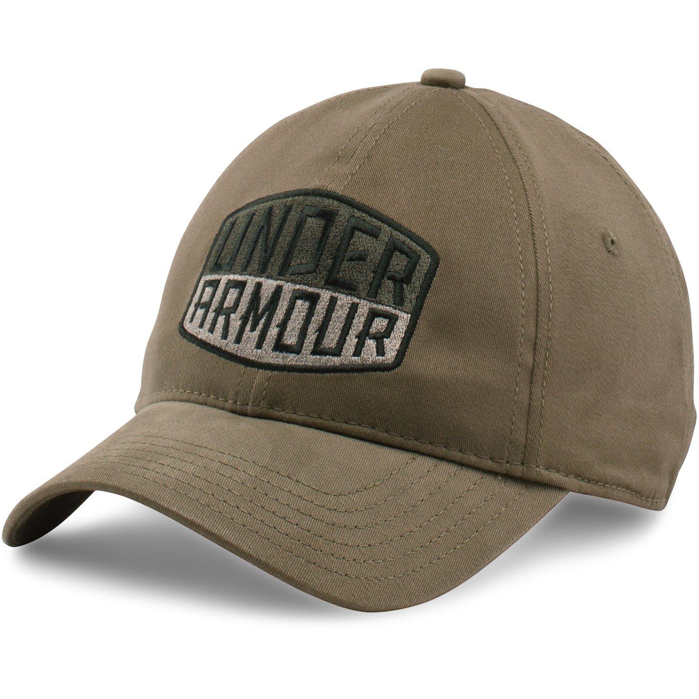 Under Armour™ Men's Patch Stretch Cap