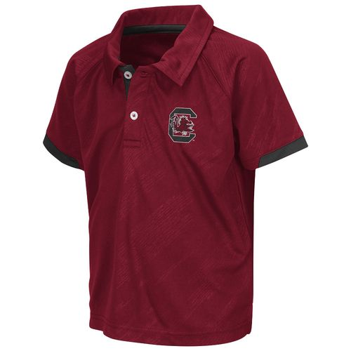 Colosseum Athletics™ Toddlers' University of South Carolina Spiral Polo Shirt