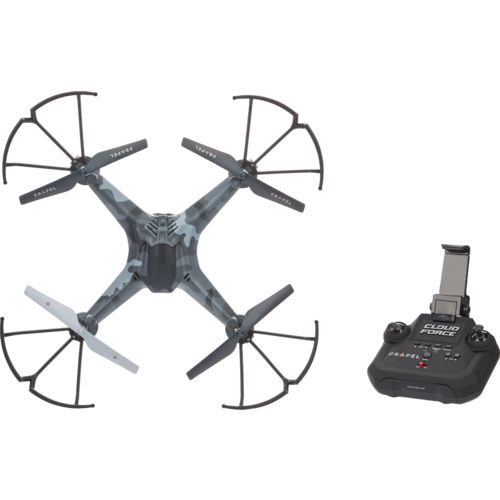 Propel™ Cloud Force Stunt Drone with Live Digital Video Streaming