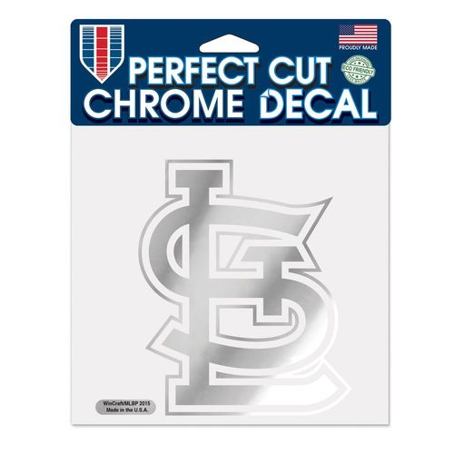 WinCraft St. Louis Cardinals Perfect Cut Decal