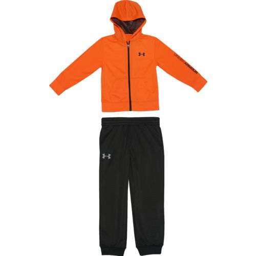 Under Armour® Infant/Toddler Boys' Symbol Hoodie Track Suit