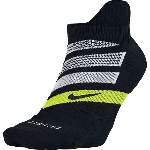 Nike Women's Dry Cushion Dynamic Arch No-Show Running Socks - view number 1