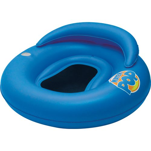 Baby Inner Tube With Canopy Amp Swimways Pink Fish Baby