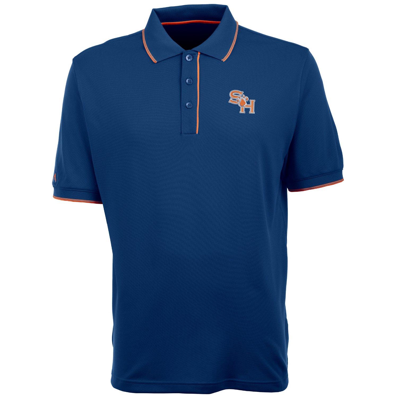 Antigua men 39 s houston texans elite polo shirt academy for Houston texans polo shirt